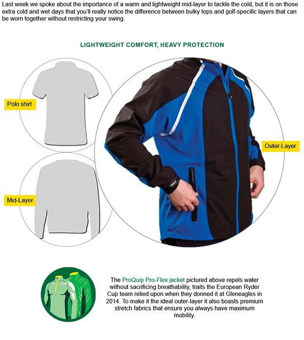 ProQuip Pro-Flex jacket