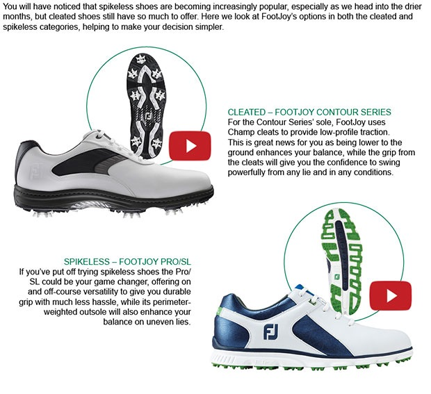 FootJoy Article