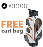 Motocaddy bag offer