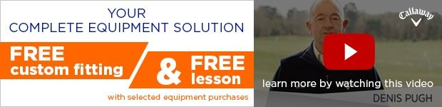 Callaway Complete Equipment Solution