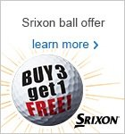 Buy 3 get 1 free on Srixon Z Star or AD333 Tour
