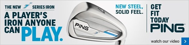 PING i Series irons