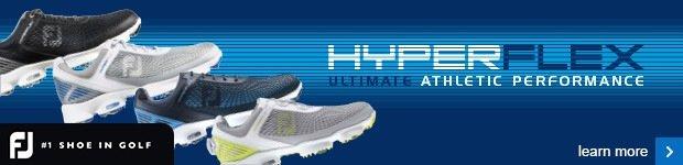 FootJoy HyperFlex shoes