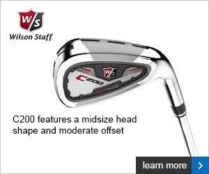 Wilson Staff C200 irons