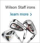 Wilson Staff Irons Range