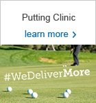 Putting clinic- #WeDeliverMore
