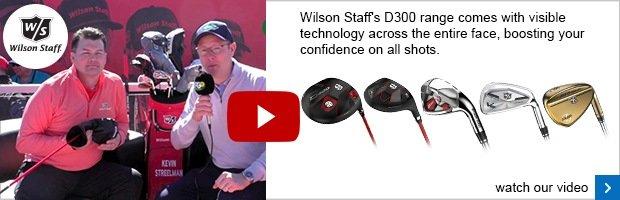 Wilson Staff D300 Woods