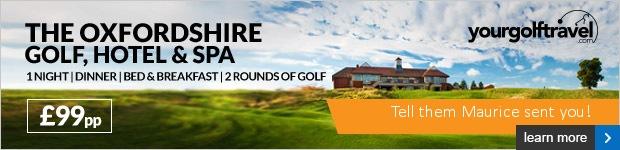 The Oxfordshire Golf, Hotel & Spa
