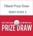 Titleist Prize Draw