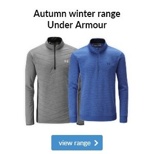 Under Armour autumn winter clothing 2017