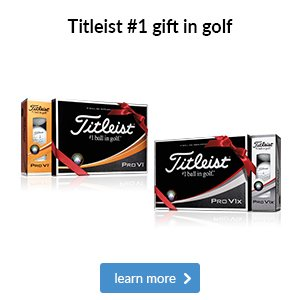 Titleist #1 Gift in Golf
