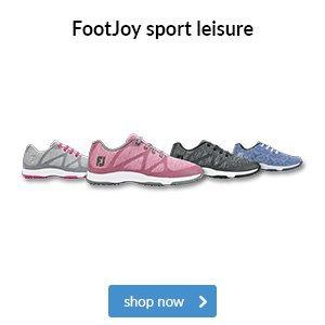 FootJoy Sport Leisure Shoe